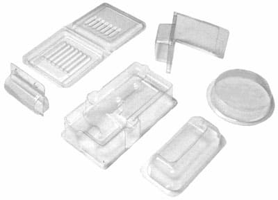 Valk Industries, Inc. vacuum formed plastic