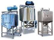 Walker Engineered Products Mixing Tanks