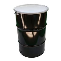 30 Gallon Steel Drums 2