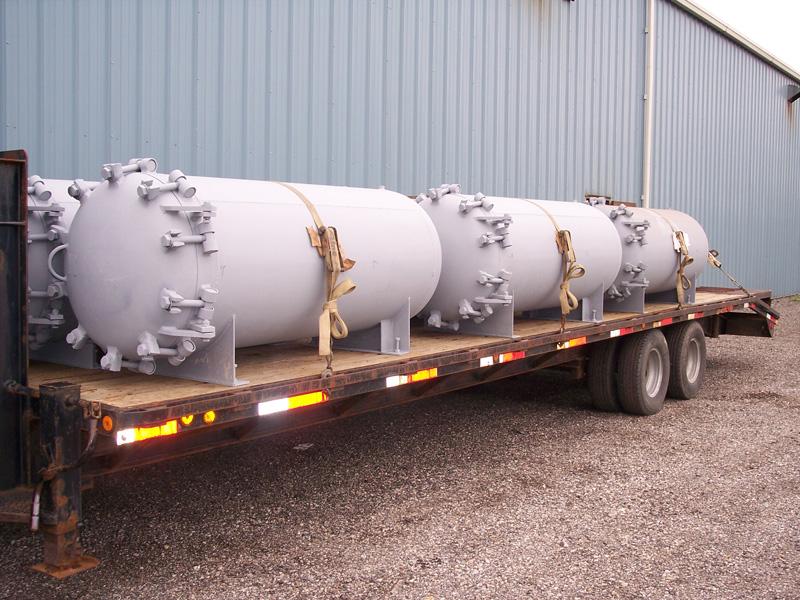 Air Pressure Tanks