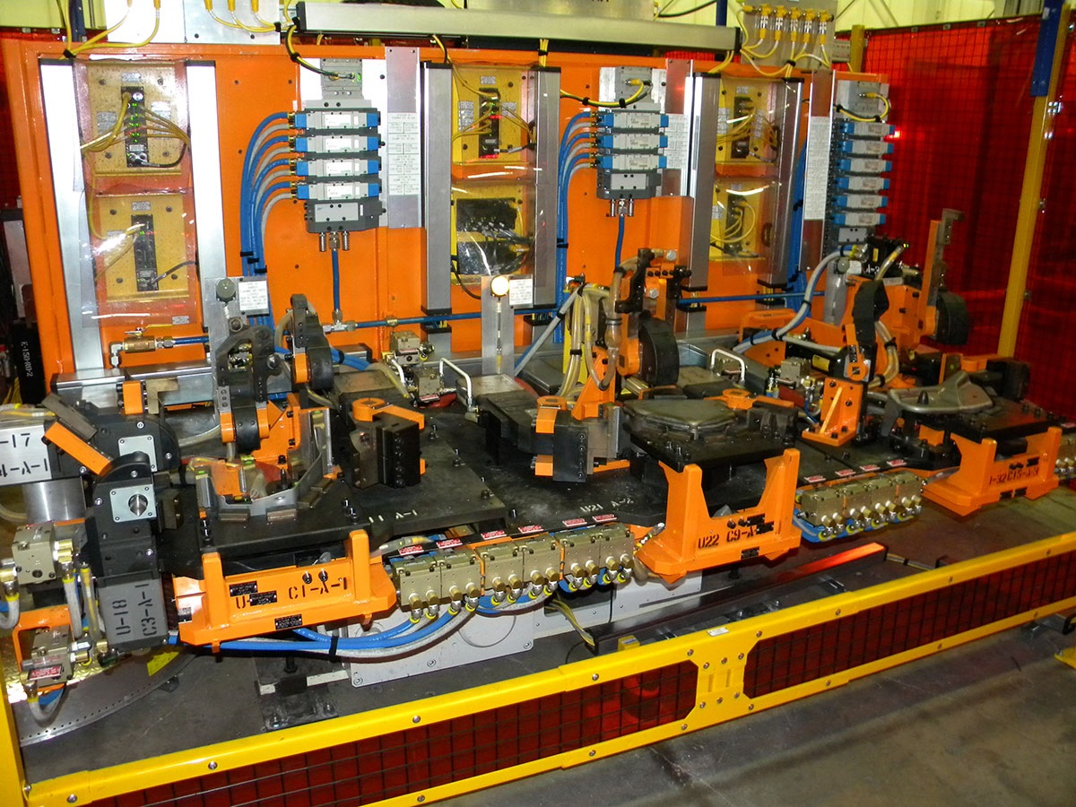 Assembly Machinery
