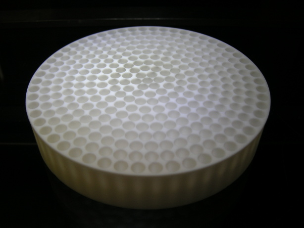CNC Milled Ceramic Component