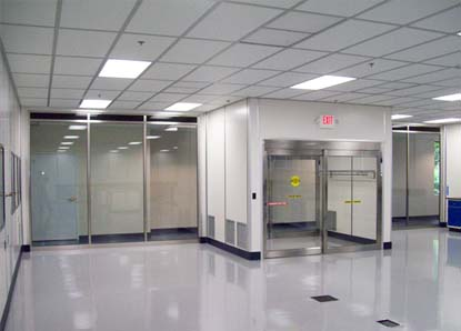 Class 100 Clean Rooms