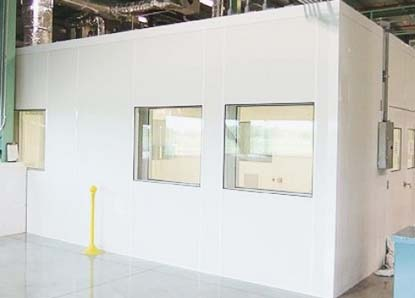 Class 1000 Clean Rooms