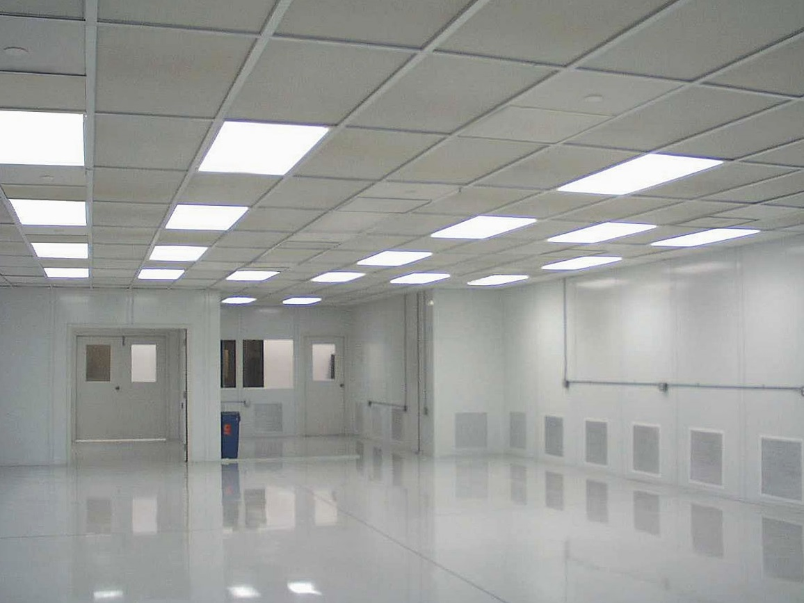 Modular Hardwall Clean Rooms