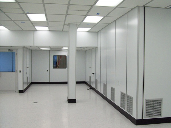 Negative Pressure Clean Rooms