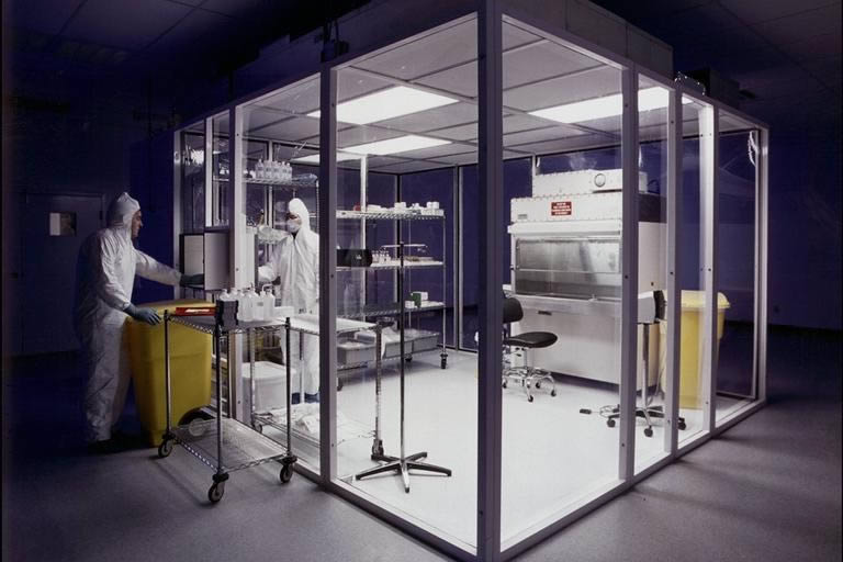 Custom Clean Room Design