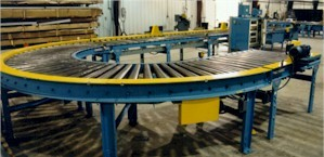 Chain Food Conveyor