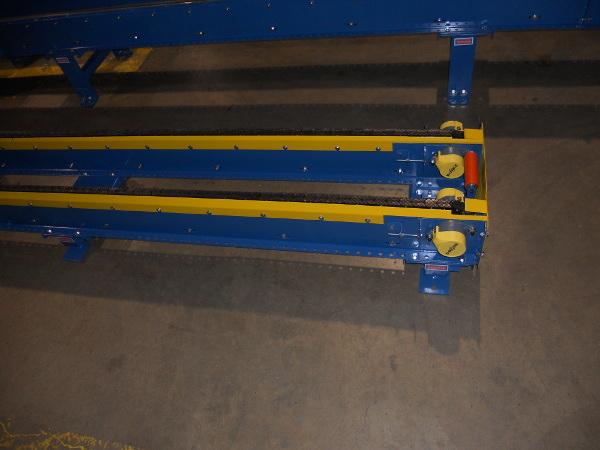 Two Strand Drag Chain Conveyor
