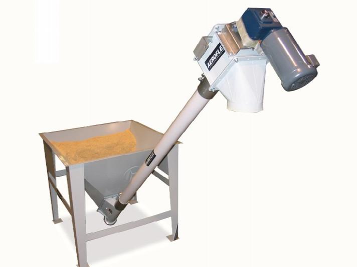 Bulk Material Handling Flexible Screw Conveyor