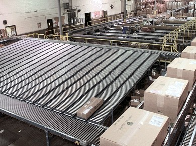 Gravity Conveyor System