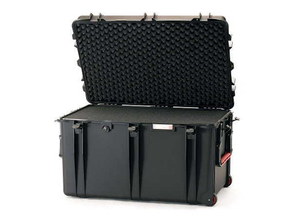 Injection Molded Rolling Equipment Case