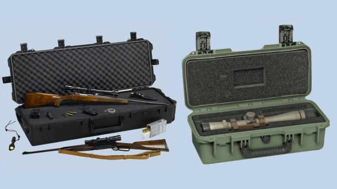 Firearm Storm Cases