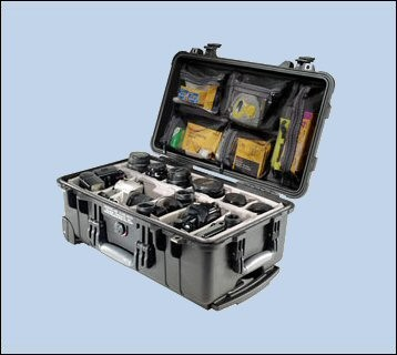 Waterproof Transit Case