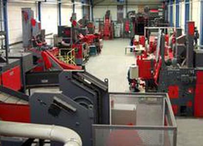 Deburring Machinery