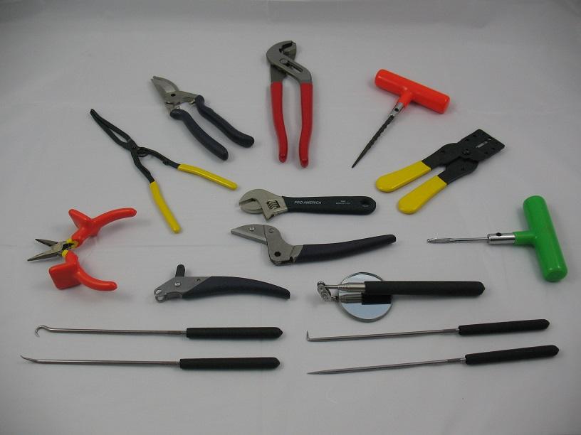 Plastisol Coated Hand Tools