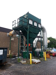 Used Farr GS 24 dust collector