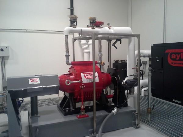 Engine Dynamometer Water Brake Style