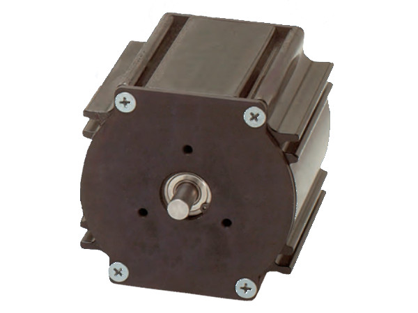 Compact 2 HP Electric Motor