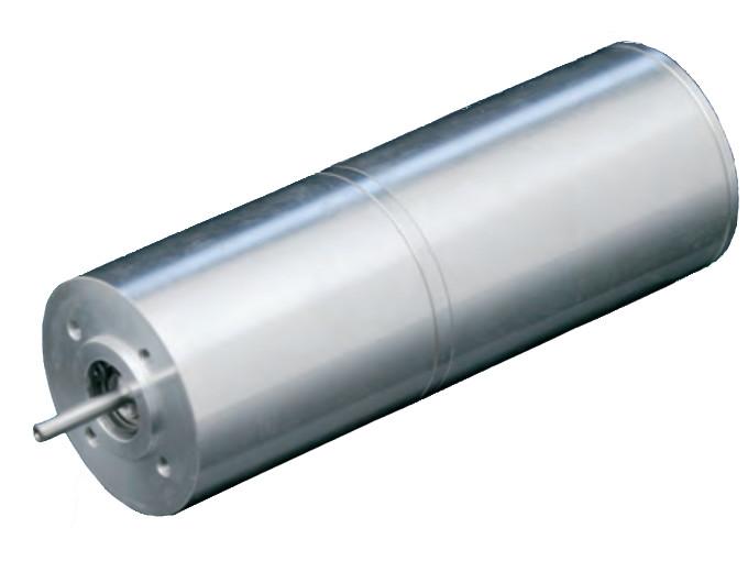 Small Diameter Industrial DC Motor
