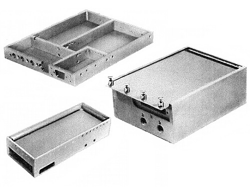 Magnetic Shielding Enclosures