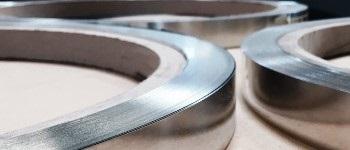 mumetal deep draw annealed coil