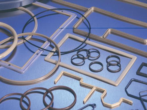 Conductive Elastomer RFI Gaskets