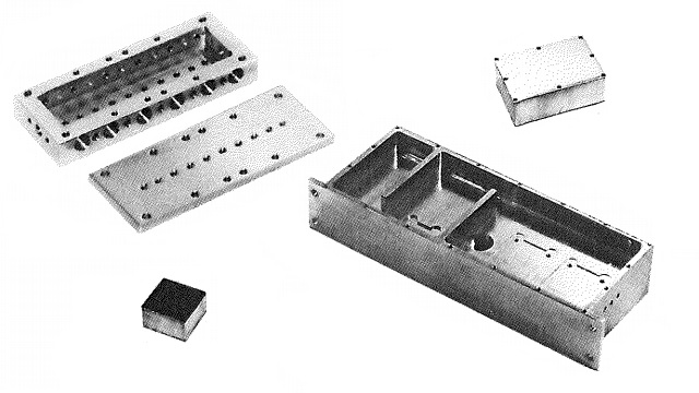 RF Shielding Enclosures