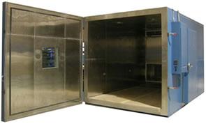 vacuum test chambers