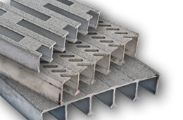 Expanded Aluminum