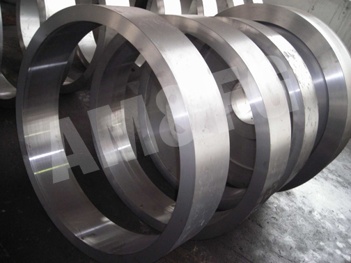 Large Carbon Steel Rings