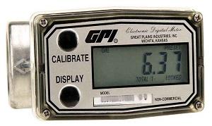 Fuel Flow Meter 2