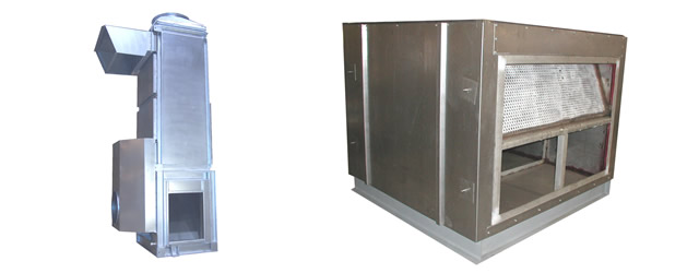 Air-to-Air Heat Exchangers
