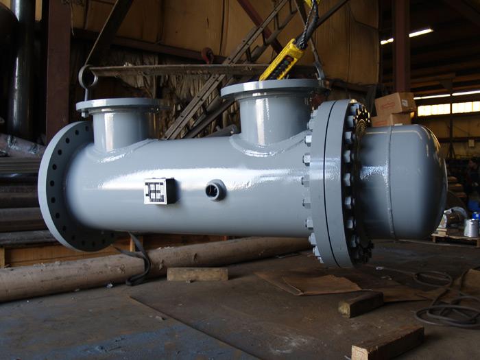 Water Tube Heat Exchangers