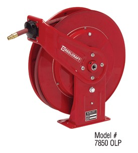Automatically Powered Hose Reel