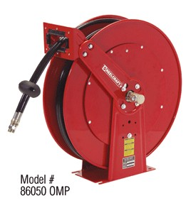 Automatically Powered Hose Reels