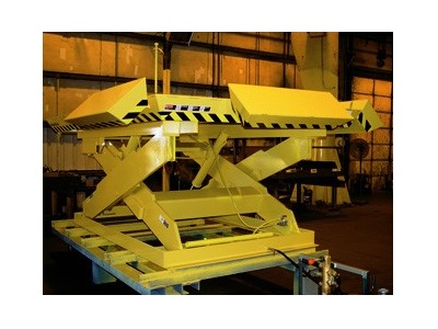 Lift manufacturers TSL Dock Lift