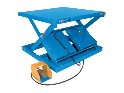 Single Air Spring Lift Tables