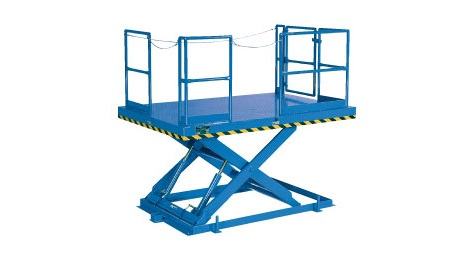 Order Picking Scissor Lift Table