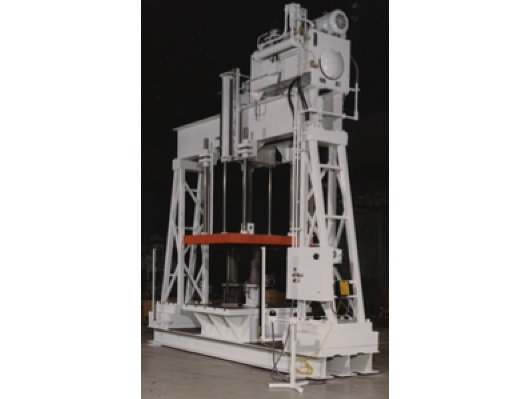 Custom Compression Molding Hydraulic Presses