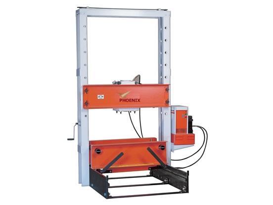 200 Ton Roll-Bed Hydraulic Press