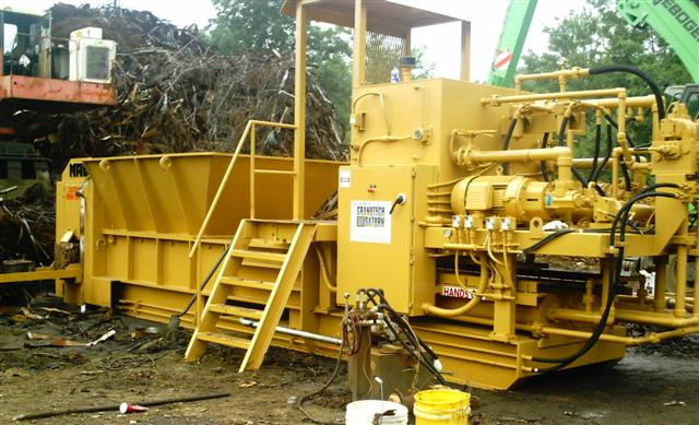 MAC® 5200 Industrial Metal Baler