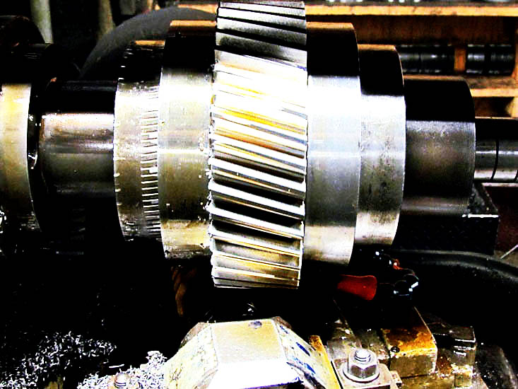Manufactured Helical Gear