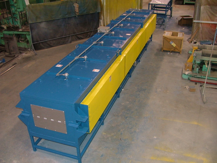 Spring Annealing and Coating System