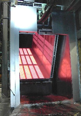 Heat Transfer Oven