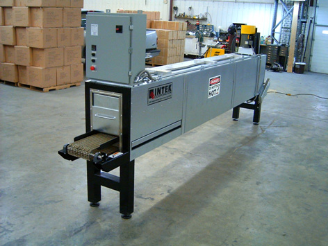 Electric Infrared Conveyor Oven