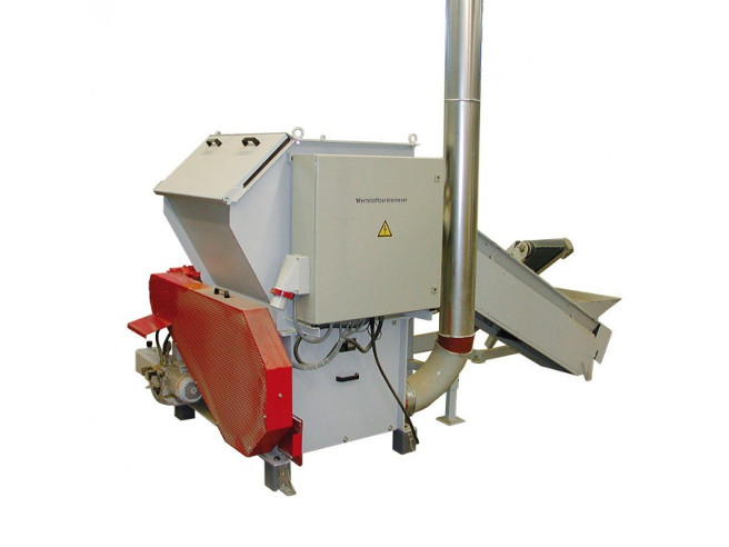 Rotary Pallet Shredder