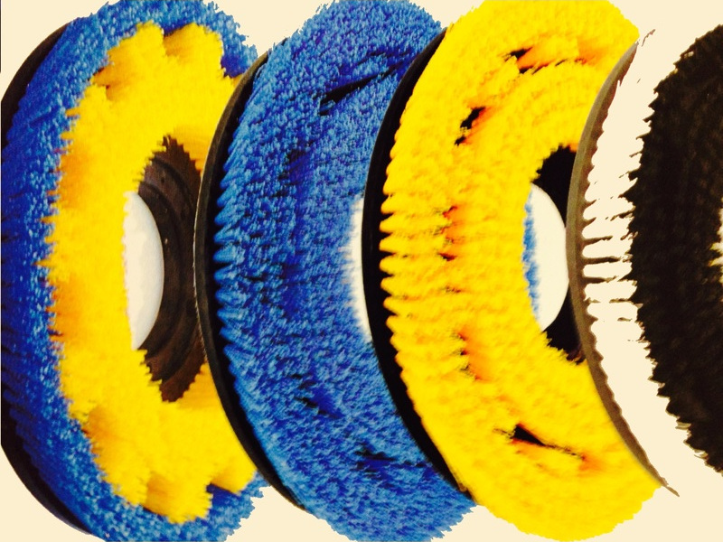 Custom Rotary Brushes