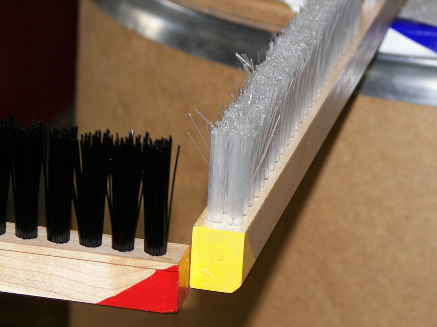 Custom Strip Brushes