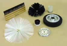 abrasive power brushes